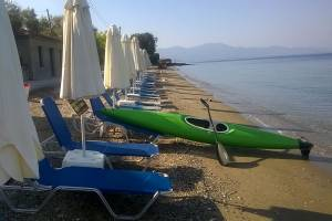 Beach & Parking, Symmetron Suites: apartments family suites Pelion kalamos beach