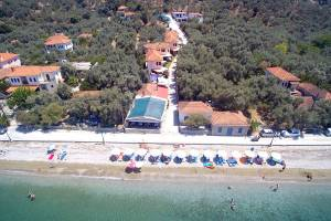 Location, Symmetron Suites: apartments family suites Pelion kalamos beach